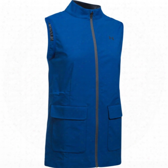 Under Armour Women's Ua Storm Windstrike Full-zip Vest