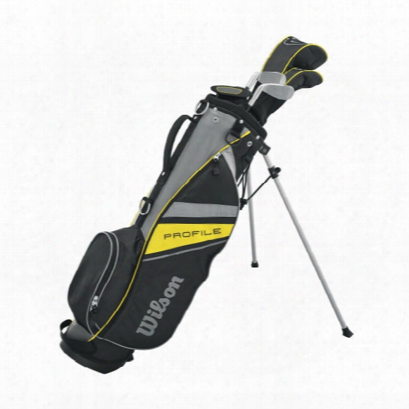 Wilson Profile Jubior Medium Package Set - Ages 7-10
