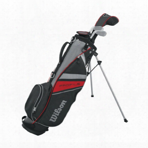 Wilson Profile Junior Small Package Set - Ages 4-6