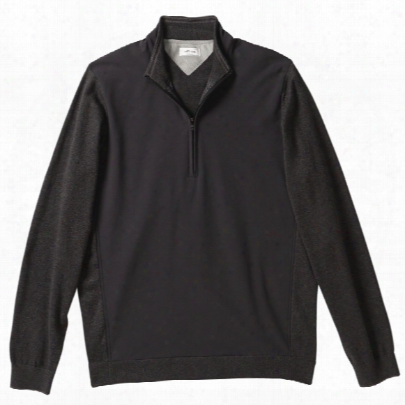 Adipure Hybrid 1/4 Zip Sweater