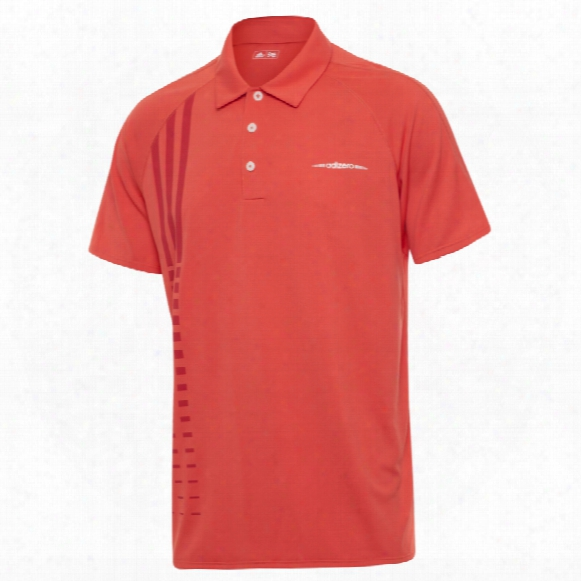 Adizero Vertical 3-stripes Polo