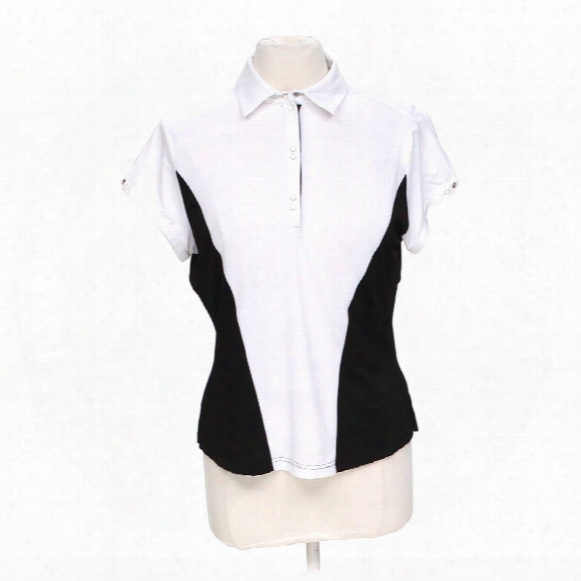 Athletic Collared Shirt, Size M