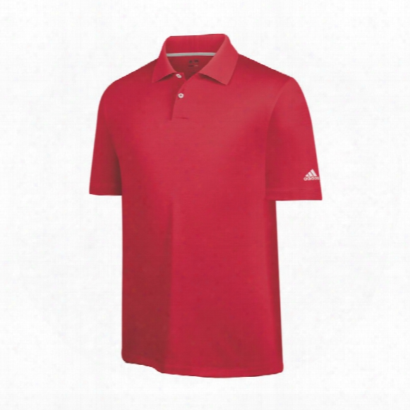 Boys Climalite Solid Polo