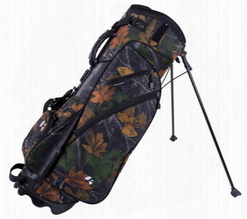 Camouflage Golf Stand Bag