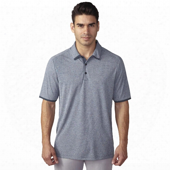 "Climachillâ""¢ Dot Fade Heather Polo"