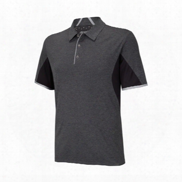 Climachill Energy Heather Polo