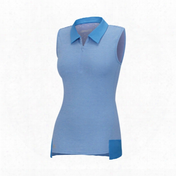 Climachill Tour Sleeveles Polo