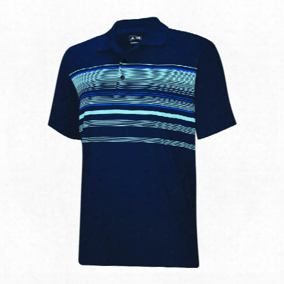Climacool Chest Multi-stripe Polo