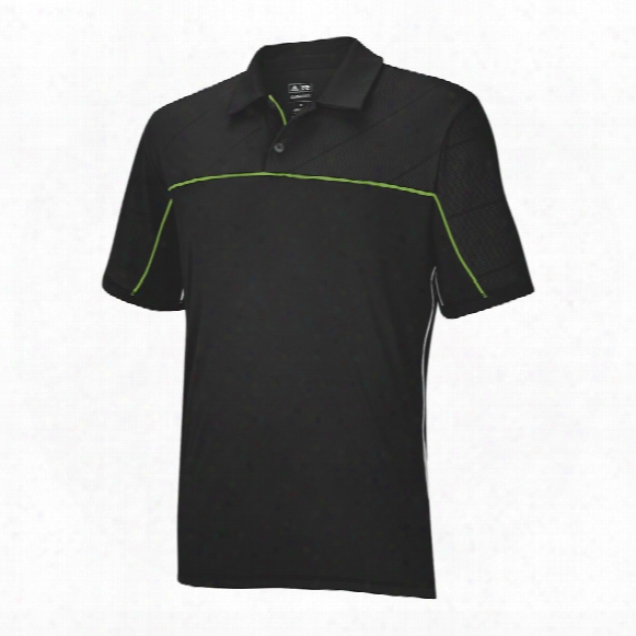 Climacool Graphic Diagonal Piped Polo