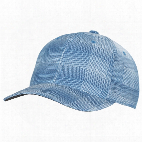 Climacoolâ® Plaid Snapback Hat