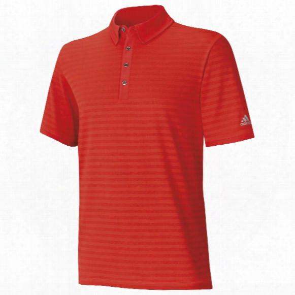 Climacool Travel Elements Stripe Polo