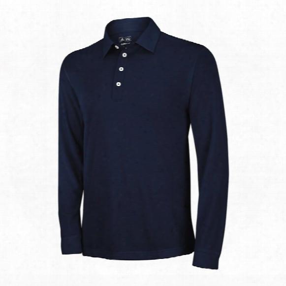 Climalite Long Sleeve Stretch Pique Polo