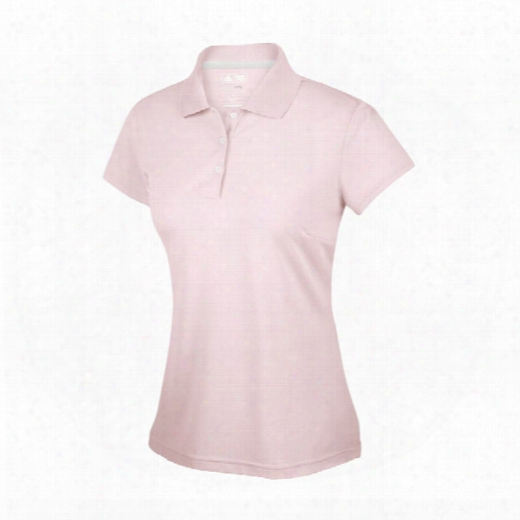 Climalite Textured Solid Polo