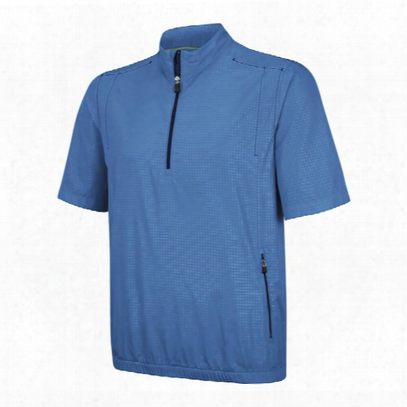 Climaproof Wind 1/2 Zip Short Sleeve