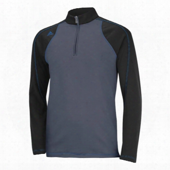 Climawarm+ 1/4 Zip Colorblock Training Top