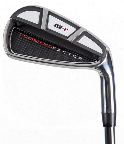 Command Factor Irons