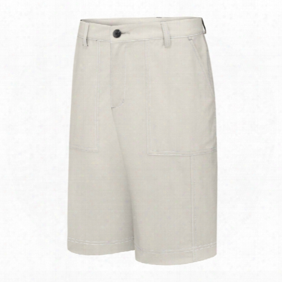 Fashion Performance Contrast Stitch Short