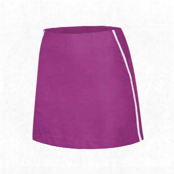Girls Climacool Contrast Taped Woven Skort
