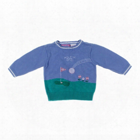 Golf Sweater, Size 24 Mo