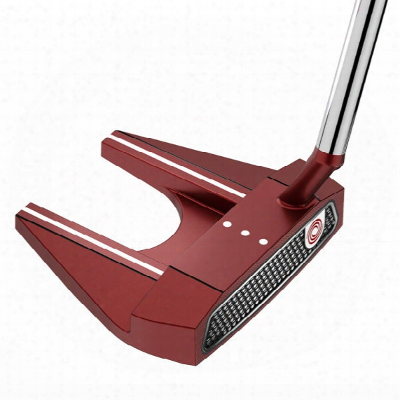 Odyssey O-works Red #7s Putter W/ss Pistol