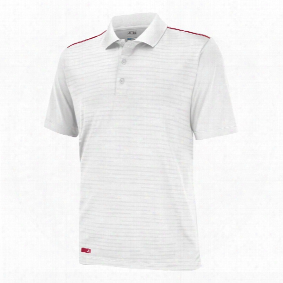 Puremotion Climacool Textured Solid Polo