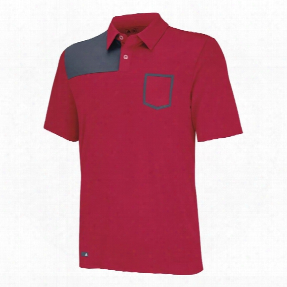 Puremotion Tour Climacool Pocket Polo