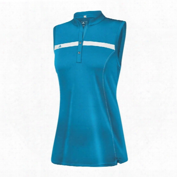 Puremotion Tour Climacool Sleeveless Polo