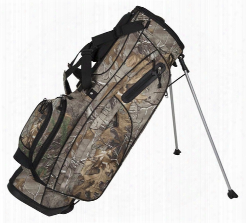 Realtree(r) Camouflage Golf Stand Bag