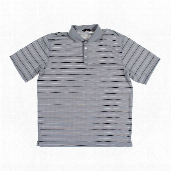 "Short Sleeve Polo Shirt, Size 46"" Chest"