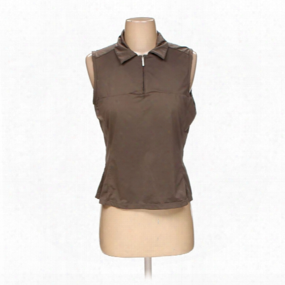 Sleeveless Top, Size S