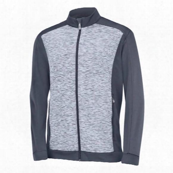 Spacedye Block Full-zip Jacket