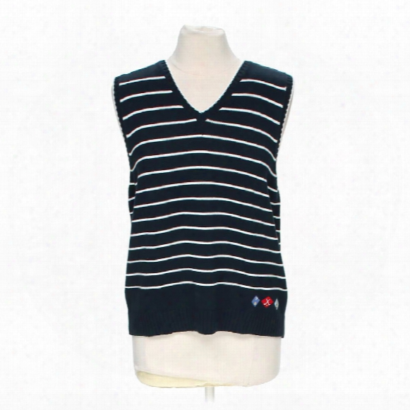 Stylish Sweater Vest, Size M