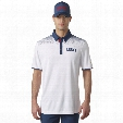 climachill USA Shoulder Print Polo