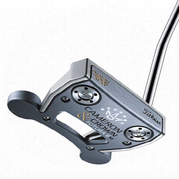Titleist Cameron & Crown Futura 6m Putter