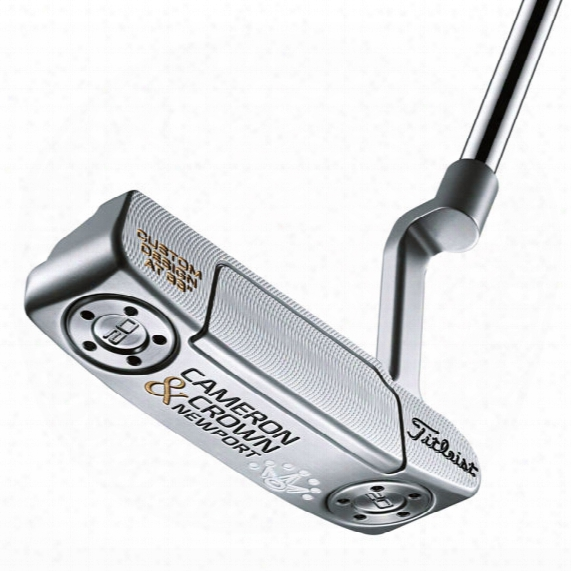 Titleist Cameron & Crown Newport Putter