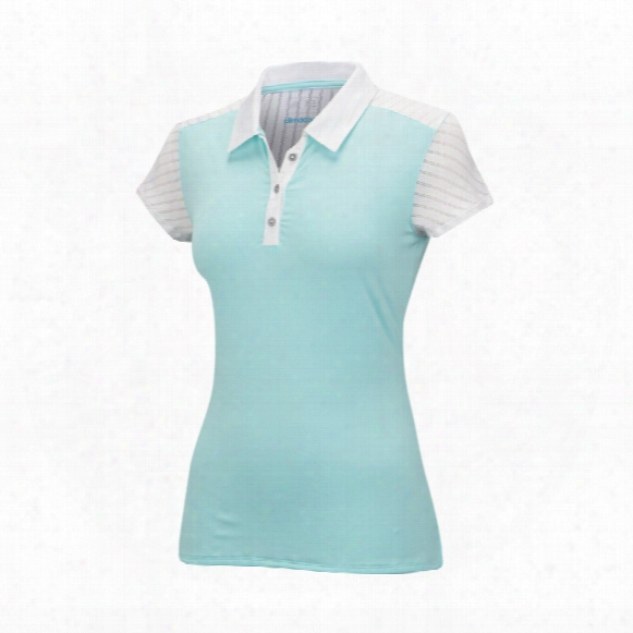 Tour Stripe Mix Short Sleeve Polo