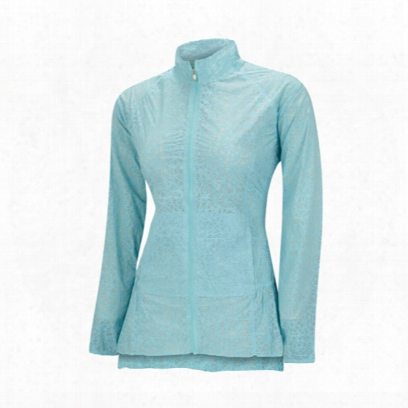 Clear Fashion Wind Full Zip Jacket