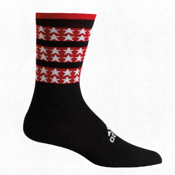 Us Open Inspired Golf Crew Socks