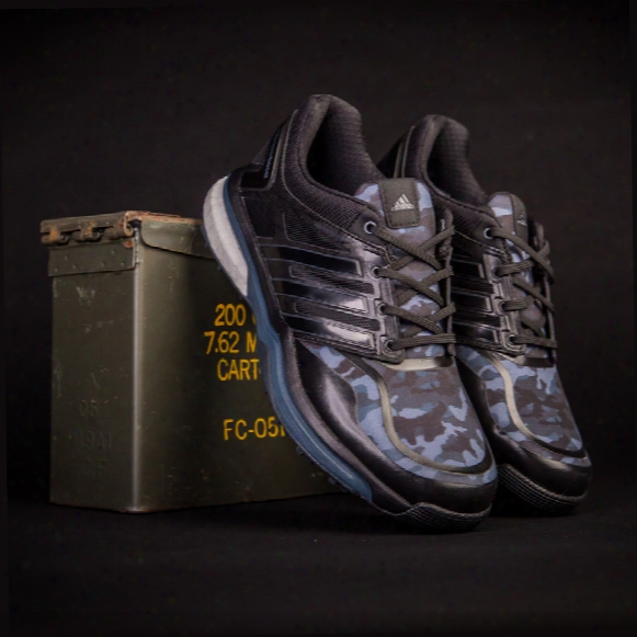Womens Adipower Sport Boost - Camo Edition