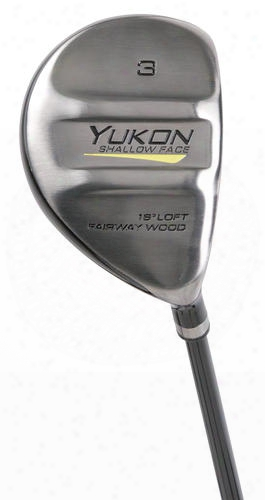 Yukon Fairway Woods