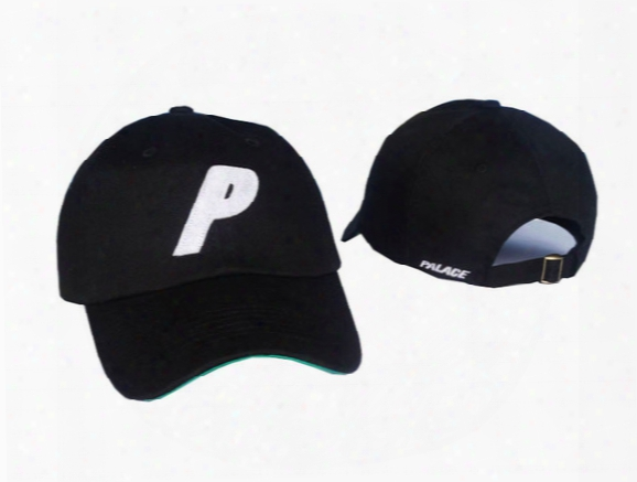 2015 New Palace Ball Cap P Palace Skateboards Caps Adjustable Popular Baseball Snapback Sun Hat Golf Hats Snapbacks
