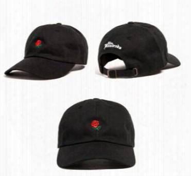2016 Man Women The Hundreds Ball Cap Snapback The Hundreds Rose Dad Hat Baseball Caps Snapbacks Summer Fashion Golf Hat Adjustable Sun Hats