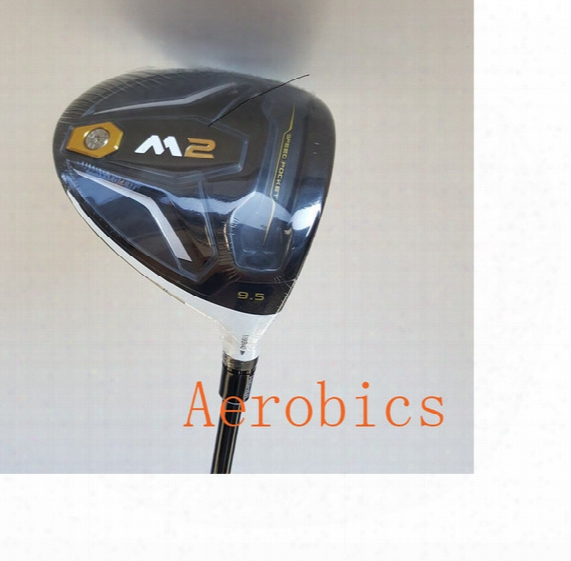 2016 New Golf Driver 460cc M2 Driver 9.5 Or 10.5 Degree With Tm1-216 Graphite Shaft Igh Quality Golf Clubs