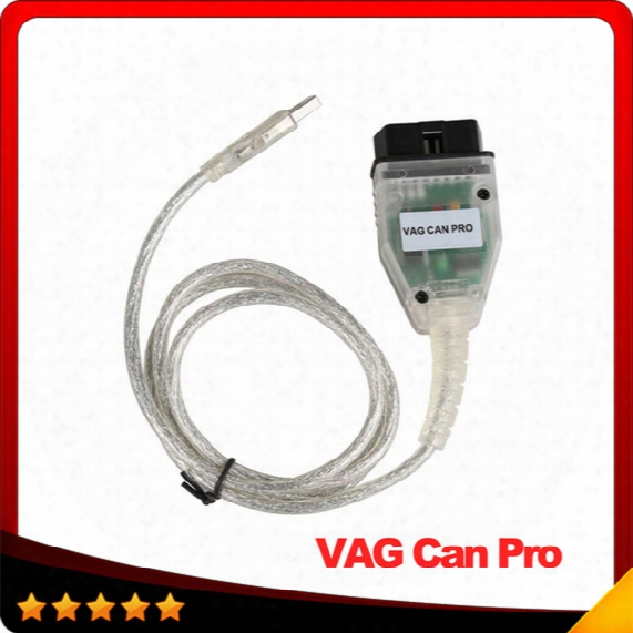 2016 New Vag Can Pro Diagnosis Programming And Performing Tool Vcp Scanner Support Vehicle Till 2016 Free Shipping