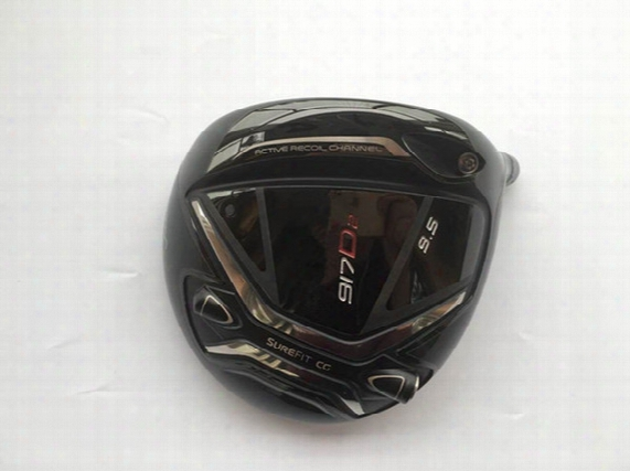 917d2 Driver 917 D2 Golf Driver Golf Clubs 9.5/10.5 Degree R/s-flex Diamana 60 Graphite Shaft With Head Cover