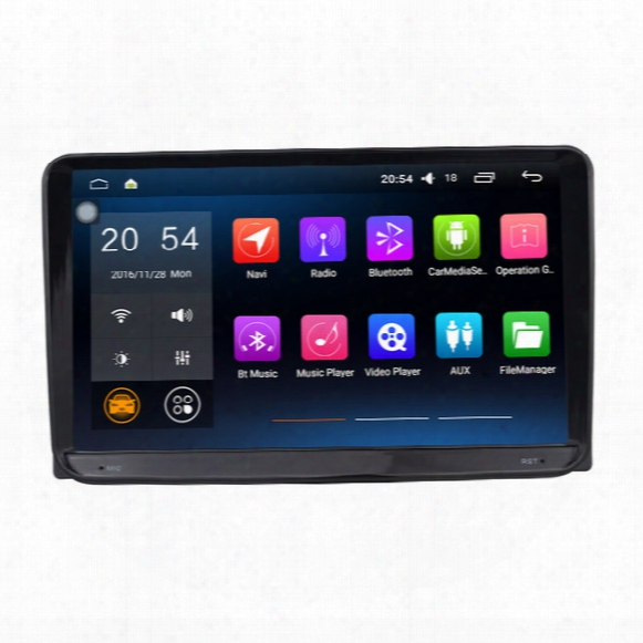 "9"" Touch Screen Android 6.0 Auto Gps Car Dvd For Volkswagen Passat B6 B7 Cc Polo Golf Sicrocco Eos Jetta Tiguan Touran Radio 2g Ram Wifi 4g"