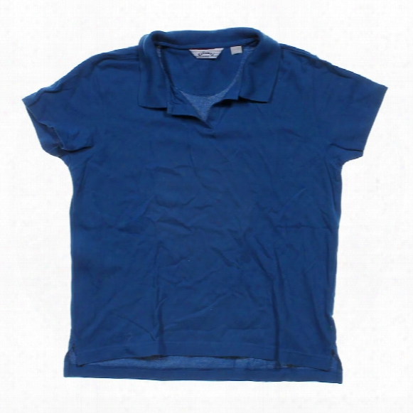 Basic Polo Shirt, Size Jr 11
