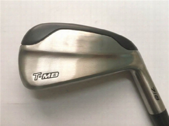 Brand New Golf Clubs T-mb718 Iron Set Golf Forged Irons #3456789p Steel Shaft Regular&stiff Flex With Head Cover
