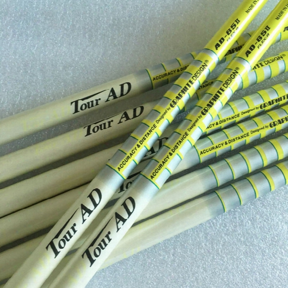Brand New Golf Shaft Tour Ad 65 Golf Irons Shaft High Quality Graphite Irons Clubs Shafts R Or S Flex Free Shipping