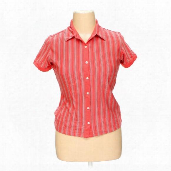 Button-up Shirt, Size 12
